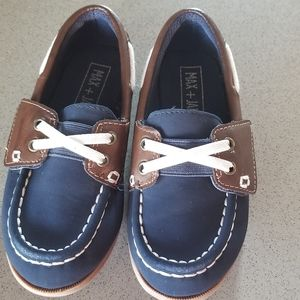 Andy Boat Shoes by Max + Jake